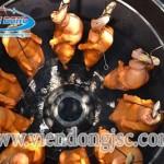 8 Lưu ý khi sử dụng lò quay vịt