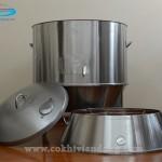 Tìm hiểu về chất liệu thiết kế của lò quay vịt inox