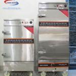 Hướng dẫn vận hành tủ nấu cơm công nghiệp bằng điện