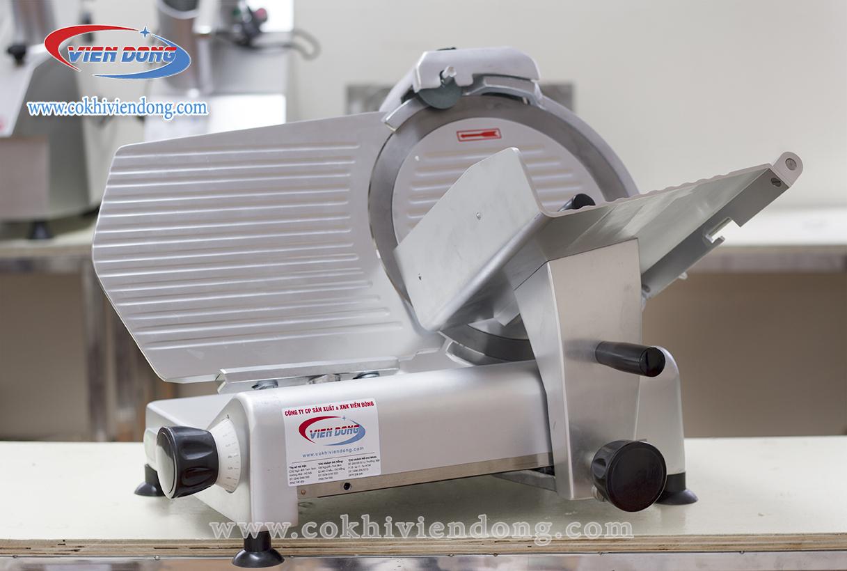 Máy thái thịt đông lạnh ES-300 7