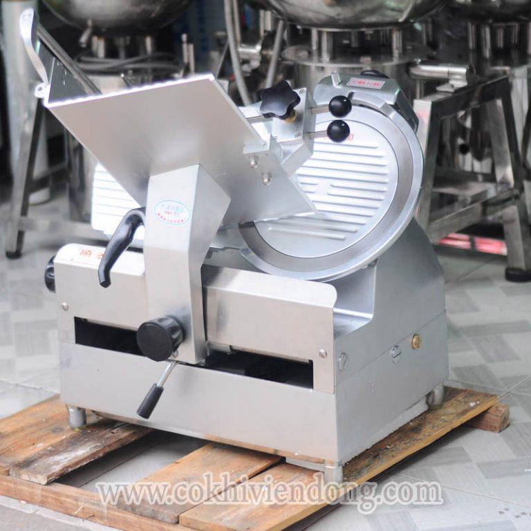 Máy thái thịt tự động SL-300B 4