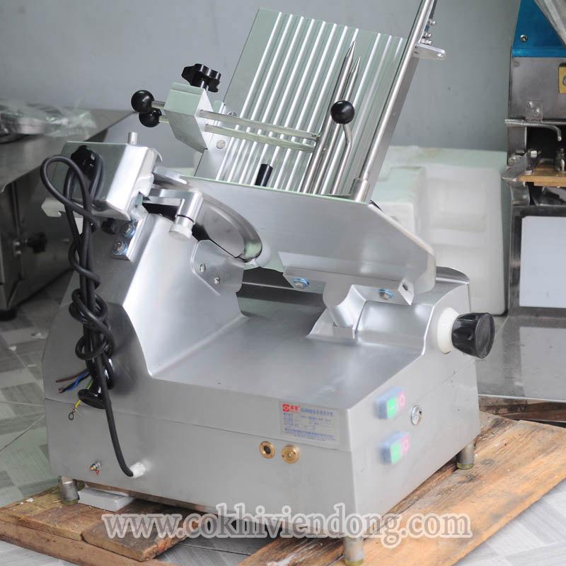 Máy thái thịt tự động SL-300B 5