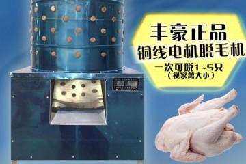 Có nên mua máy vặt lông gà vịt Trung Quốc không?