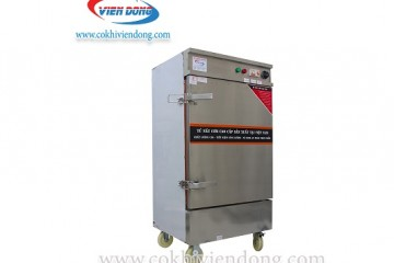 Cách vệ sinh và giữ hoạt động ổn định lâu dài cho tủ hấp cơm công nghiệp