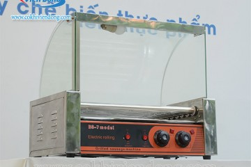 Công suất máy nướng xúc xích