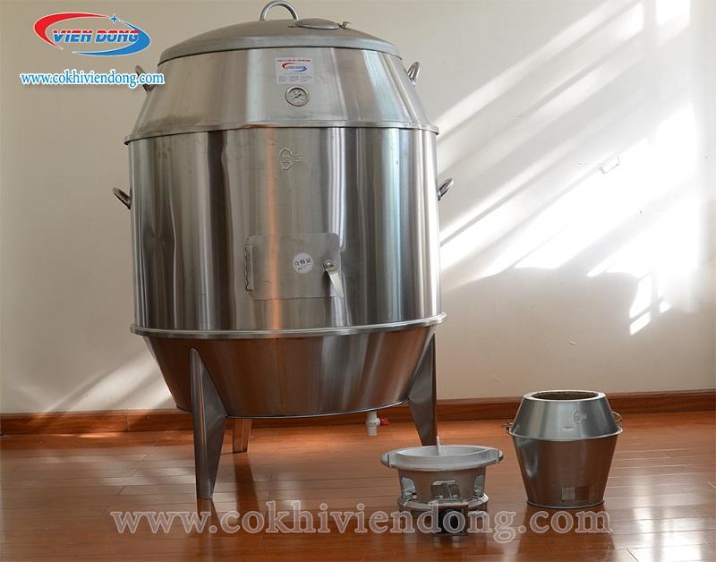 Lò quay vịt VN BK100 tự tin sẽ là sản phẩm thay thế lò quay vịt Trung Quốc