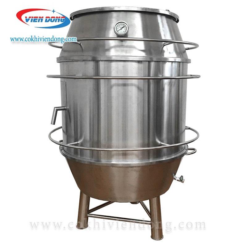 Lò quay vịt BK100 1 lớp sản xuất tại Việt Nam có gì đặc biệt ?