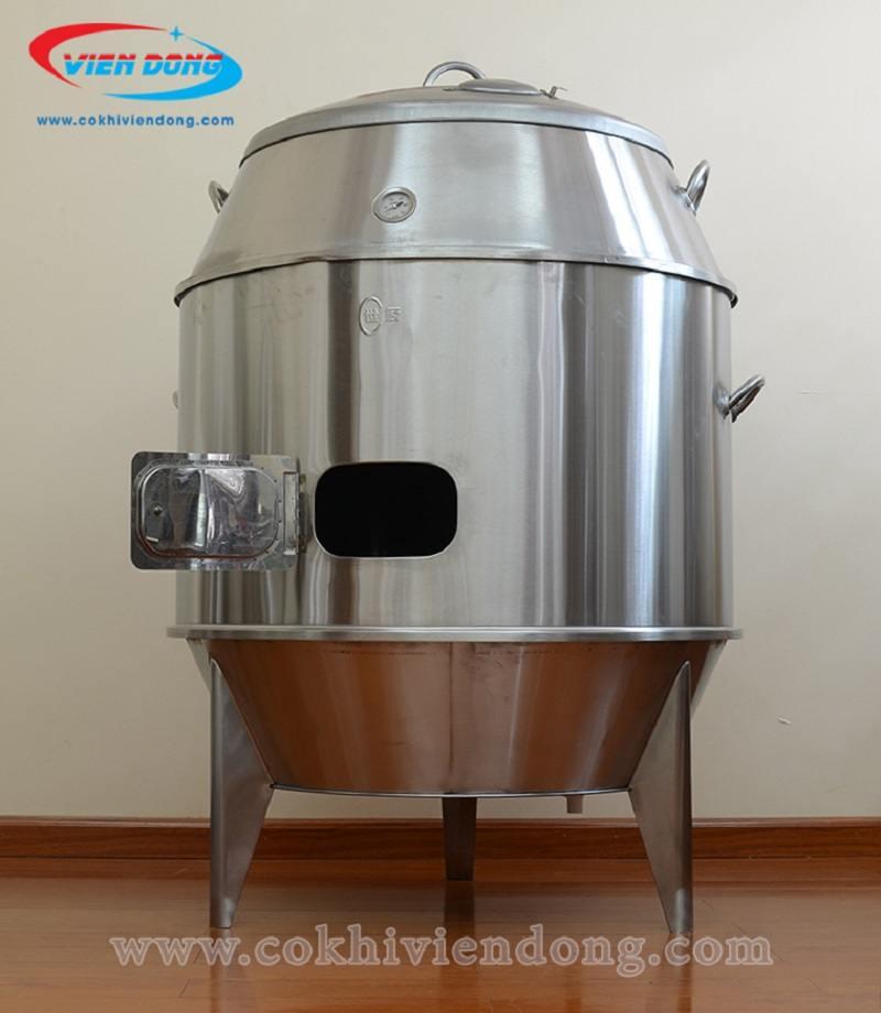 Lò nướng gà vịt bằng than, gas Viễn Đông
