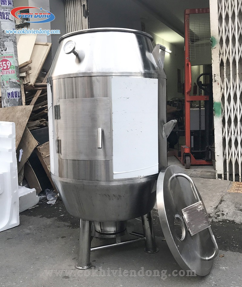 lu nướng gà vịt Việt Nam