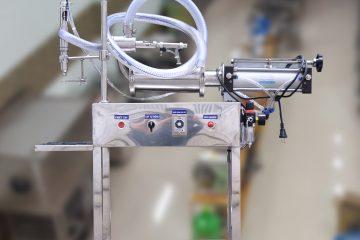 Các dòng máy chiết rót 1 vòi phổ biến trên thị trường hiện nay