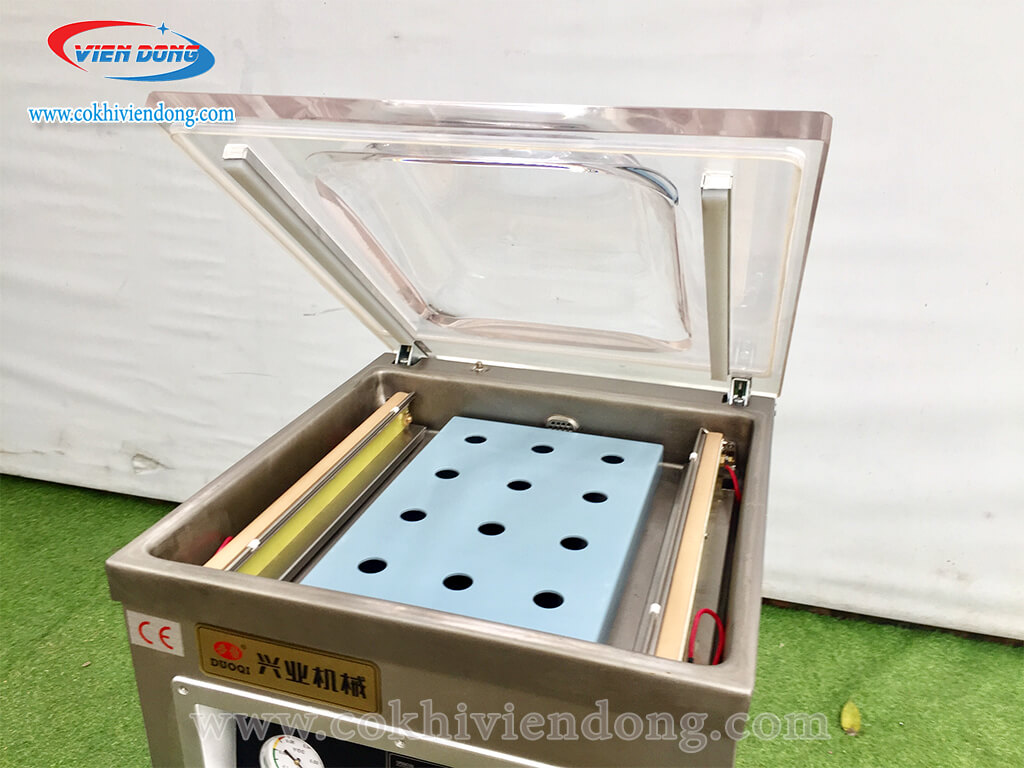 máy hàn miệng túi hút chân không công nghiệp