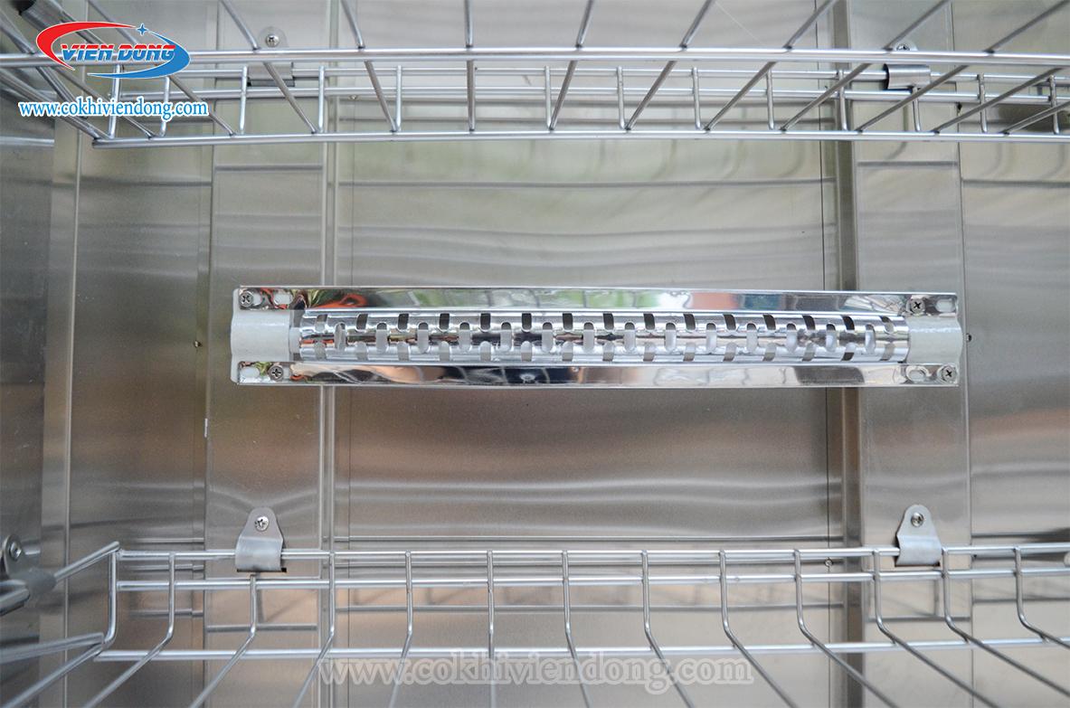 máy sấy chén công nghiệp