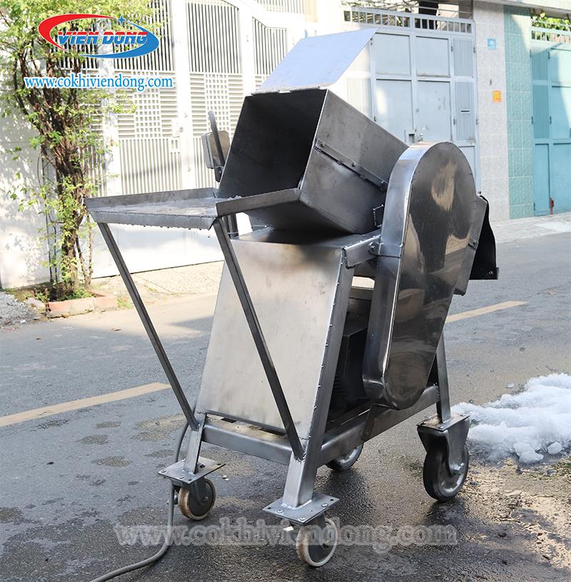 Thanh lý máy xay nước đá cũ và đầu tư máy mới liệu có hiệu quả?